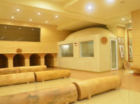 Phòng tuyết Igloo/ Igloo room