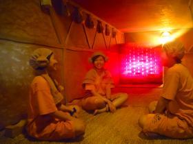 Phòng bùn khoáng - thuốc bắc/ Herbal & mineral mud room - detoxify